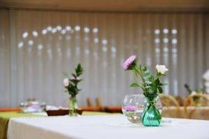 Blumen für betreutes Wohnen